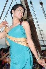 at Beauty contest Atharva Princess 25 finalists boat party in Gateway of India on 5th March 2012 (56).JPG