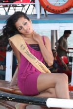 at Beauty contest Atharva Princess 25 finalists boat party in Gateway of India on 5th March 2012 (60).JPG