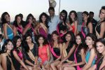 at Beauty contest Atharva Princess 25 finalists boat party in Gateway of India on 5th March 2012 (65).JPG