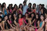 at Beauty contest Atharva Princess 25 finalists boat party in Gateway of India on 5th March 2012 (66).JPG