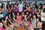 at Beauty contest Atharva Princess 25 finalists boat party in Gateway of India on 5th March 2012 (67).JPG