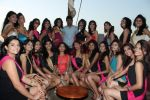 at Beauty contest Atharva Princess 25 finalists boat party in Gateway of India on 5th March 2012 (68).JPG