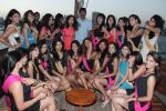 at Beauty contest Atharva Princess 25 finalists boat party in Gateway of India on 5th March 2012 (70).JPG