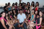 at Beauty contest Atharva Princess 25 finalists boat party in Gateway of India on 5th March 2012 (72).JPG