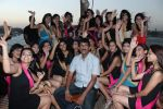 at Beauty contest Atharva Princess 25 finalists boat party in Gateway of India on 5th March 2012 (74).JPG