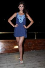 at Beauty contest Atharva Princess 25 finalists boat party in Gateway of India on 5th March 2012 (84).JPG