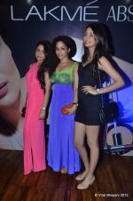 Masaba at Lakme Fashion Week post bash in China House on 6th March 2012 (151).JPG
