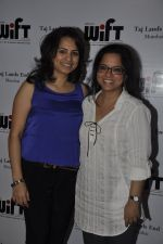 Tanuja Chandra at the launch of WIFT India in Taj Land_s End, Mumbai on 6th March 2012 (1).JPG