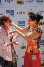 Ragini Khanna at Zoom Holi celebrations in Mumbai on 8th March 2012 (86).JPG