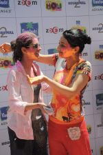 Ragini Khanna at Zoom Holi celebrations in Mumbai on 8th March 2012 (87).JPG
