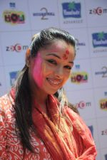 Rupali Ganguly at Zoom Holi celebrations in Mumbai on 8th March 2012 (120).JPG