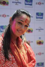 Rupali Ganguly at Zoom Holi celebrations in Mumbai on 8th March 2012 (122).JPG
