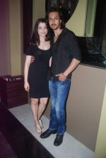 Ashish Sharma, Priyanka Mehta at zindagi tere naam music launch in Mumbai on 9th March 2012 (24).JPG