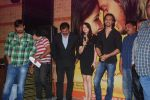 Ashish Sharma, Priyanka Mehta, Sharat Saxena, Wajid at zindagi tere naam music launch in Mumbai on 9th March 2012 (50).JPG