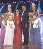 Ms. Nikita Sharma (Winner of Indian Princess), Org. Mr. Sunil Rane Mrs. Rane & Ms. Serina Kalapersad Winner of Indian Princess at Indian Princess International- 2012 on 9th March 2012-1.jpg