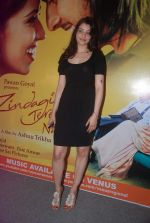 Priyanka Mehta at zindagi tere naam music launch in Mumbai on 9th March 2012 (57).JPG