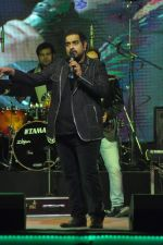 Shankar Mahadevan at RWITC shankar ehsaan loy unplugged concert in Mumbai on 10th March 2012 (125).JPG