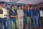 Raju Shrivastav, Sudesh Bhosle, Sunil Pal, Ehsaan Qureshi at Sunil Pal_s son Prabal Naming Ceremony in Mumbai on 11th March 2012 (43).JPG