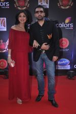 Shilpa Shetty, Raj Kundra at SFL mumbai Finale in Andheri Sports Complex, Mumbai on 11th March 2012 (29).JPG