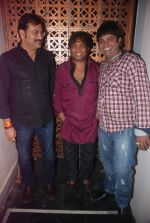 Sudesh Bhosle, Sunil Pal at Sunil Pal_s son Prabal Naming Ceremony in Mumbai on 11th March 2012 (15).JPG