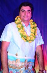 Farzad Billimoria at Naughty at forty Hawain surprise birthday party by Amy Billimoria on 12th March 2012 (2).JPG