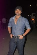 Mahakshay Chakraborty at Enemy On Location Shoot in Mumbai on 14th March 2012 (20).JPG