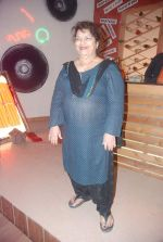 Saroj Khan at Enemy On Location Shoot in Mumbai on 14th March 2012 (40).JPG