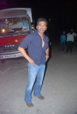 Sunil Shetty at Enemy On Location Shoot in Mumbai on 14th March 2012 (13).JPG