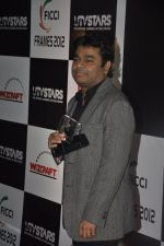A R Rahman at Ficci-Frames awards nite in Renaissance, Mumbai on 16th March 2012 (8).JPG