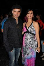 Mohit Chauhan at TRYST DJ Bunty throws a bday bash for Rajeeta Hemwani in Tryst, Mumbai on 16th March 2012 (75).JPG