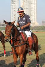 Maharaja of Jaipur Narendra Singh at 3rd Asia Polo match in RWITC, Mumbai on 17th March 2012 (31).JPG