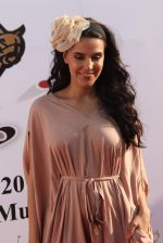Neha Dhupia at 3rd Asia Polo match in RWITC, Mumbai on 17th March 2012 (33).JPG