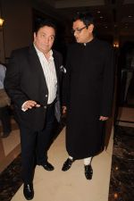 Rishi Kapoor at Kapil Sibal book launch on 17th March 2012 (50).JPG