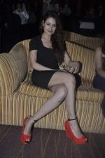 Yuvika Chaudhary at anti aeging clinic launch by Sunita Banerjee in J W MArriott, Mumbai on 17th March 2012 (12).JPG