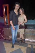Hunar Ali, Karan Godwan at Colors Chal party in Citizen Hotel on 19th March 2012 (106).JPG