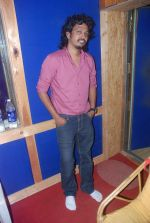 Nakash at a song recording for LIfe OK serial Aasman Se Aagey in Andheri, Mumbai on 19th March 2012 (3).JPG