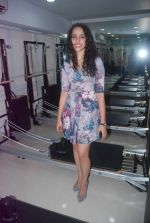 Hasleen Kaur at The Pilates and Altitude Training Studio Launch  in Juhu, Mumbai on 20th March 2012 (55).JPG