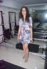 Hasleen Kaur at The Pilates and Altitude Training Studio Launch  in Juhu, Mumbai on 20th March 2012 (56).JPG