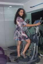 Hasleen Kaur at The Pilates and Altitude Training Studio Launch  in Juhu, Mumbai on 20th March 2012 (60).JPG