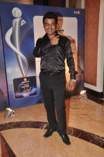 Navin Prabhakar at IBN 7 Super Idols in Taj Land_s End on 20th March 2012 (26).JPG