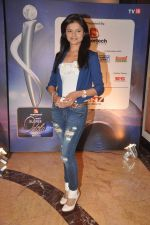 Rubina Dilaik at IBN 7 Super Idols in Taj Land_s End on 20th March 2012 (15).JPG