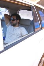 Emraan Hashmi on the sets of movie Rush (5).JPG
