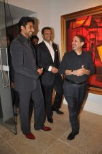 Abhishek Bachchan at Paresh Maity art event in ICIA on 22nd March 2012 (112).JPG