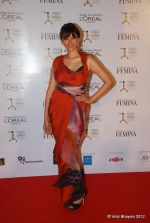 Aditi Raoi Hydari at Loreal Femina Women Awards in Mumbai on 22nd March 2012 (43).JPG