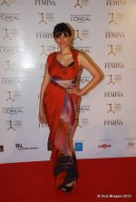 Aditi Raoi Hydari at Loreal Femina Women Awards in Mumbai on 22nd March 2012 (44).JPG