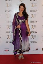 Alecia Raut at Loreal Femina Women Awards in Mumbai on 22nd March 2012 (149).JPG