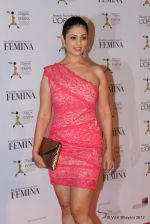 Anjana Sukhani at Loreal Femina Women Awards in Mumbai on 22nd March 2012 (180).JPG