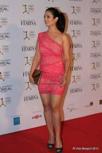 Anjana Sukhani at Loreal Femina Women Awards in Mumbai on 22nd March 2012 (183).JPG