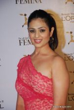 Anjana Sukhani at Loreal Femina Women Awards in Mumbai on 22nd March 2012 (58).JPG
