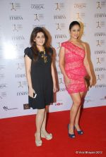 Anjana Sukhani at Loreal Femina Women Awards in Mumbai on 22nd March 2012 (61).JPG
